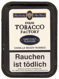 Tobacco Factory Special Blend Director´s Pleasure 50g (74371)