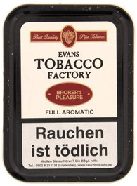 Tobacco Factory Danish Blend Broker´s Pleasure 50g (74421)