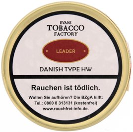 Tobacco Factory Danish Blend Leader 100g (74601)