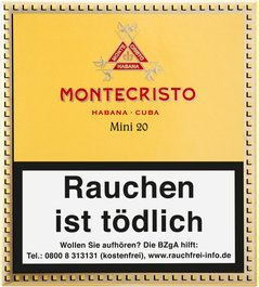 Montecristo Cigarillos Cigarillos MINI