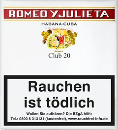 Romeo y Julieta Cigarillos Club Cigarillo