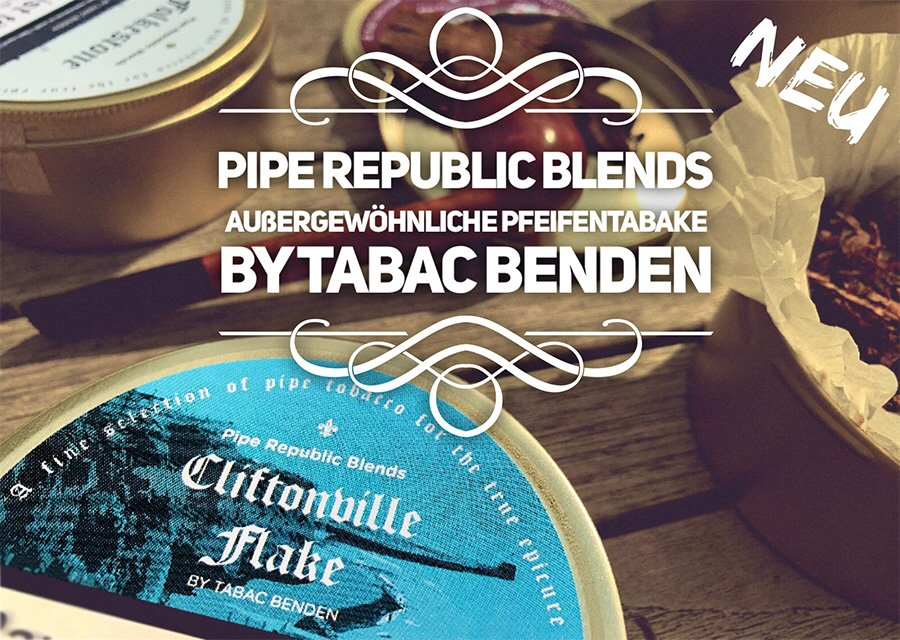Pipe Republic Pfeifentabak