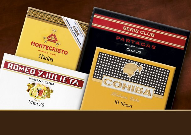 Zigarren Online Kaufen Original Qualität Cigarworldde