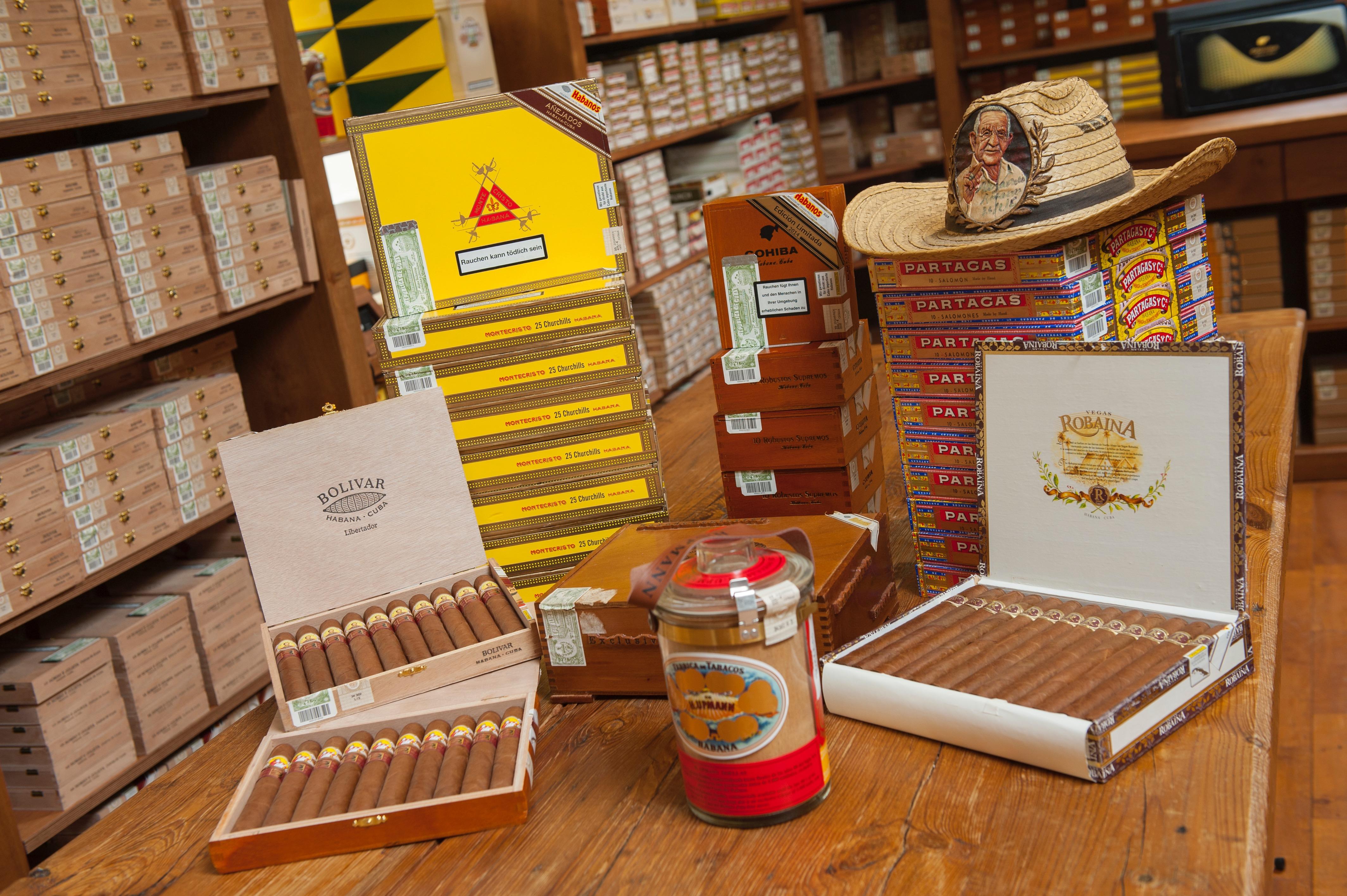 zigarren düsseldorf königsallee